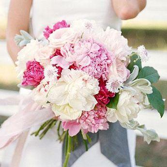 Pretty Pink Bouquets