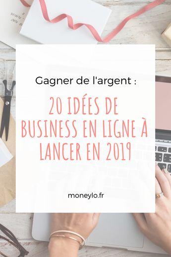 Dans cet article, nous vous faisons découvrir 20 idées de business en ligne, toutes idéales pour ceux qui rêvent de travailler à domicile. Et ce que vous souhaitiez lancer votre activité à temps plein ou la développer petit à petit en parallèle de votre travail de salarié.