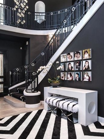 54 The Most Popular Staircase Design This Year For Interior Design Your Home