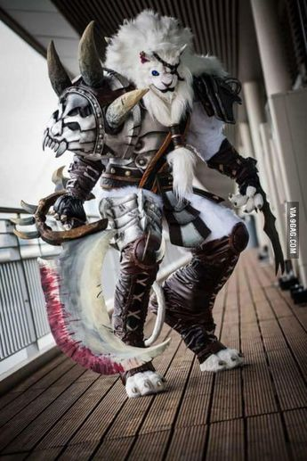 Reneger Cosplay | League of Legends, Video Games, Riot, Esports