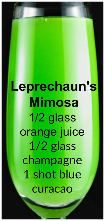 Leprechaun's Mimosa