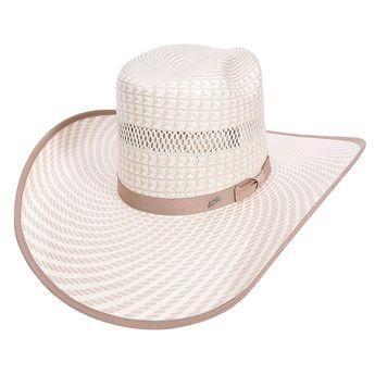 bffeedbbcd Rodeo King Rancher Diamond Breeze Straw Hat