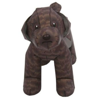 Toy Poodle,Animals,Paper Craft,Europe,Mammals ,poodle,Animals,dog,Paper Craft,Pet series,easy