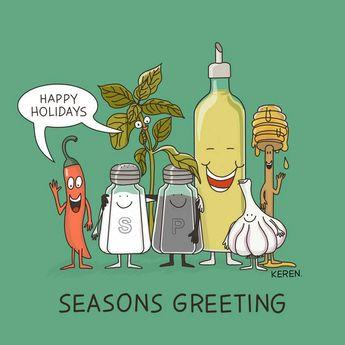 Happy Holidays Pun