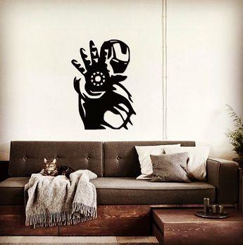 Ironman Cortado en madera . Pedirme el tuyo!!! Del tamaño y diseño que quieras! . . . . . #wood  Ironman Cortado en madera . Pedirme el tuyo!!! Del tamaño y diseño que quieras! . . . . . #wood #design #diseño #cut #section #laser #cool #ideamia #cordoba #argentina #mdf #logo #ideas #creatividad #creativity #creativo #creative #corte #cortelaser #emprendimiento #wall #art #wallart #work#ironman