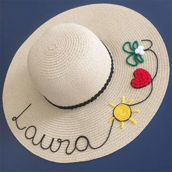 Upgrade a Basic Summer Straw Hat With These 3 Easy Style DI f1f7128e432