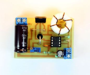 IR2161 SMPS Circuit IR2153 Alternative
