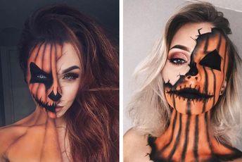 15 ideas de maquillaje para Halloween