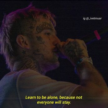 Lil Peep Quotes