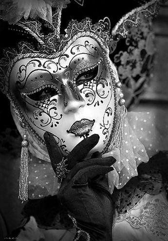 Carnaval de Venise : Masques et costumes - Ce que j'aime...