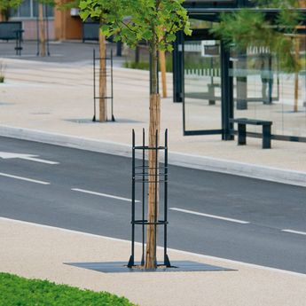ANKARA tree guard – mobilier urbain area