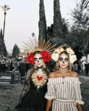 Sacred Heart Dia De Los Muertos Costume - The Beautifulcircus.com