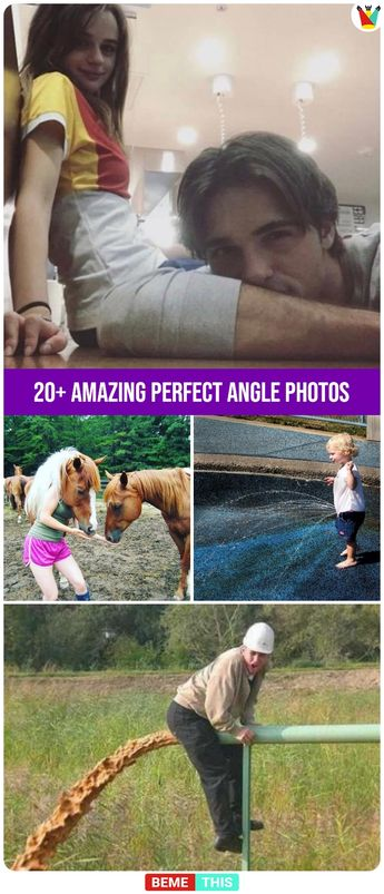 20+ Amazing Photos Taken From Perfect Angle