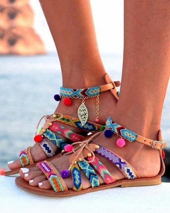 Ultimate Idea List for Bohemian Sandal