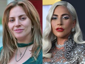 5d801ddf2a40 Lady Gaga dyed her hair immediately after finishing  A Star Is Born  to let