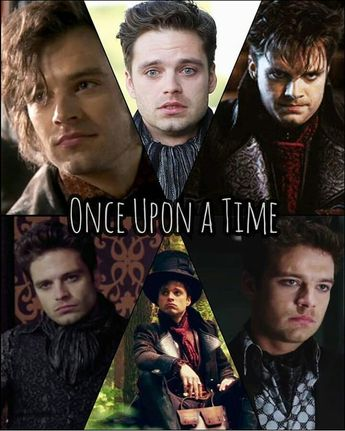 jefferson once upon a time sebastian stan mad hatters Ideas