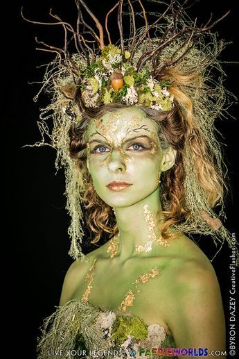Portraits of the Fae - Faerieworlds