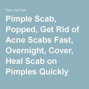 Tag Home Remedies For Healing Acne Scabs Fast