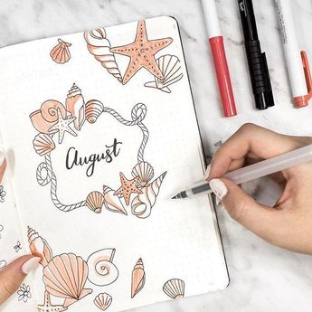 @amandarachdoodles is a wonderfully talented artist. I mean, this #august divider? Just beautiful! #Repost @amandarachdoodles ・・・ babes!!! i uploaded my august plan with me last night, who's seen it already?? ❤️ link in my bio!! . . . #zenofplanning #showmeyourplanner
