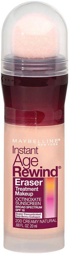 Maybelline® Instant Age Rewind® Eraser Dark Circles Concealer + Treatment