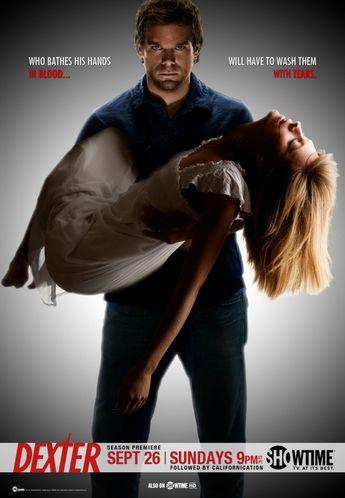 Dexter and Rita Morgan. I cried. Seriously tv, stop killing my favorites :'(