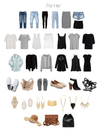 Capsule Wardrobe | How to Pack When Traveling to Europe  | Packing for Norway | NJ Boy Meets WI Girl Blog