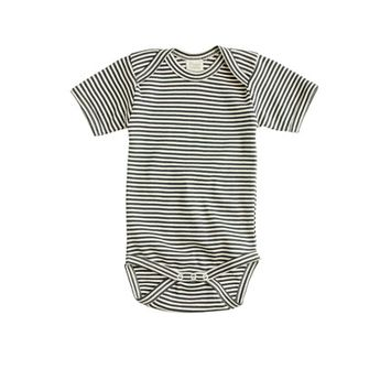 Nature Baby® for crewcuts short-sleeve one-piece in stripe