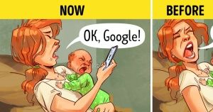 11 Comics That Show a Tremendous Difference Between the Recent Past and the Present