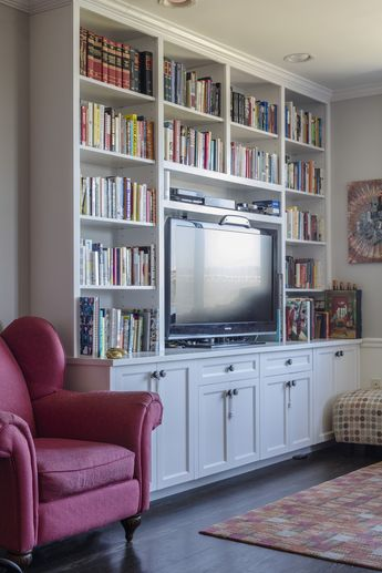 Pricing Guide: Custom Built Bookcases NYC