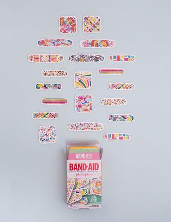 BAND-AID Oh Joy! Adhesive Bandages - 20ct