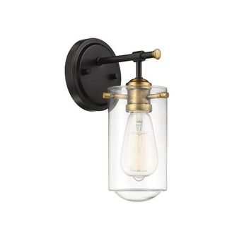 Double Luster Wall Sconce