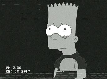 Bart Simpson Tumblr Love Ideas And Images Pikuv