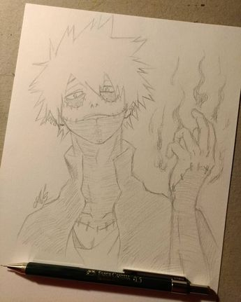 And like the poll decided I've done a mha chara! I've chosen Dabi! This is a really fast sketch I'll correct it before the inking step  The other important thing is that this is for a collab too with my sis @friky_draws!  I hope u like it #bnha #mha #myheroacademia #deku #kacchan #bakugoukatsuki #allmight #dabi #toga #drawing #art #drawoftheday #worldofdrawing #gallery #artistic_nation #artcollective #illustratedmonthly #proartist #istaart #instaartwork #like4like #instagood #illustration #sketc