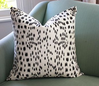 Les Touches Pillow Cover by Aurelia6311 on Etsy (24x24 - $75)