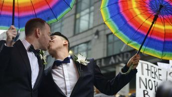 Teenage Suicide Attempts Fall In The US After Same-Sex Marriage Is Legalized