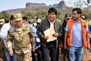 Bolívia ampliou queimadas controladas antes de incêndios na Amazônia