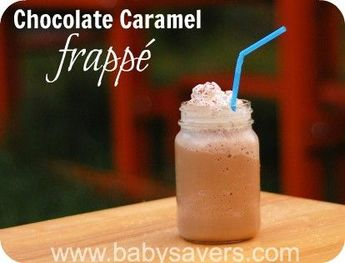 Amping Up Summer with a Chocolate Caramel Frappe Recipe!