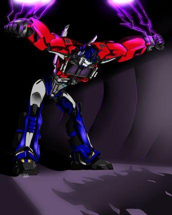 Transformers Prime X Reader Oneshots/Le