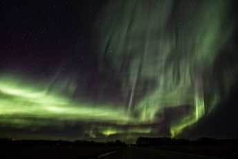 Grande Prairie: Aurora Watch - Stunning Show Apr 30. *UPDATED*