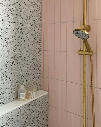 Riverton Matt Pink Subway Tile - No