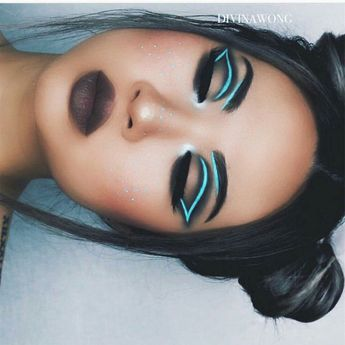 This is so cute! #augen #makeup #augenmakeup