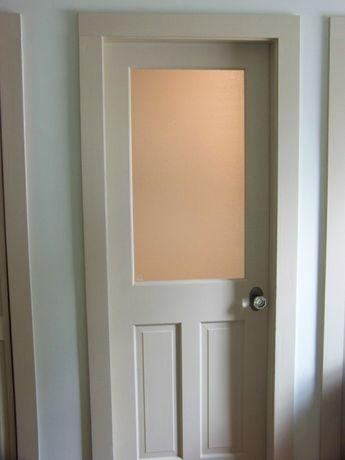 Pantry Door Idea Tamcam10 Frosted Glass Blue Door
