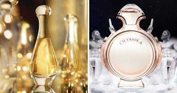 Os 4 perfumes femininos campeões de elogios