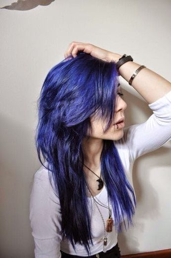 Unnatural Hair Color Inspiration