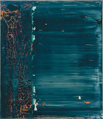 Abstract Painting [718-9] » Art » Gerhard Richter