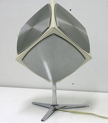 stephaneedouard: Grundig altavoz de los años 70, cuando hifi veía como arte