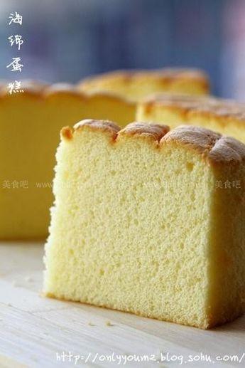 海绵蛋糕  Similar to Japanese Castella Cake// Recipe is in Chinese so you can have someone translate for you.