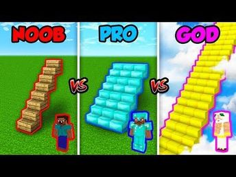 De NOOB A PRO No MINECRAFT!! - Walking Craft #53