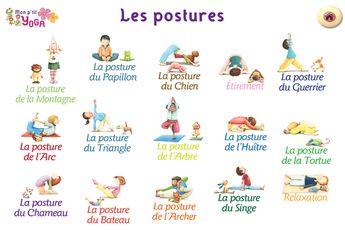 Yoga pour les enfants -