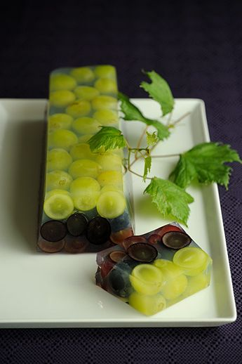 Grape jelly(ぶどうゼリー)